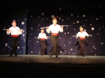 Adult Tap 2011 Recital