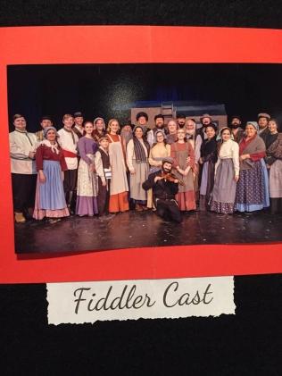 Fiddler HCT cast